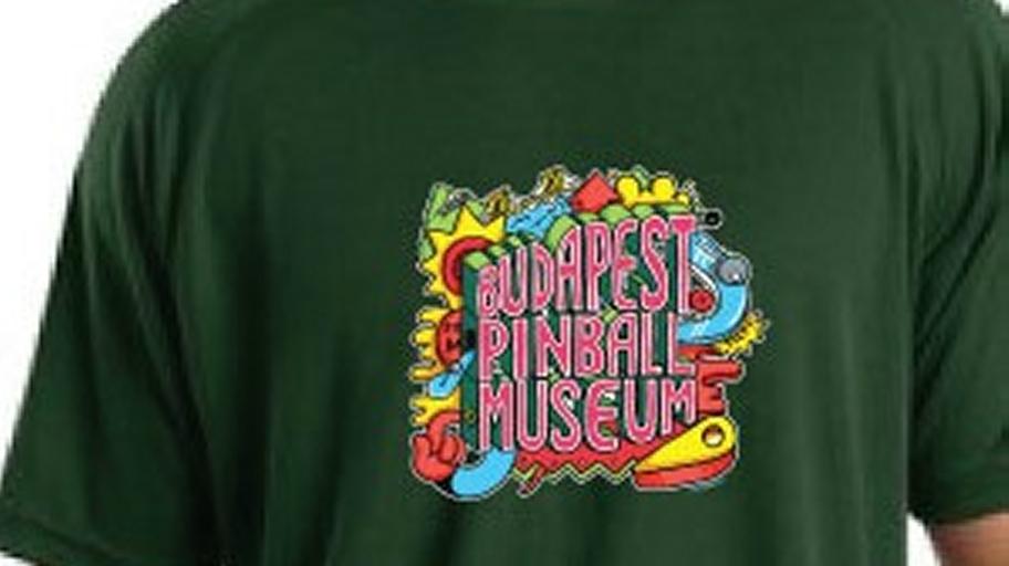 Flippermúzeum póló